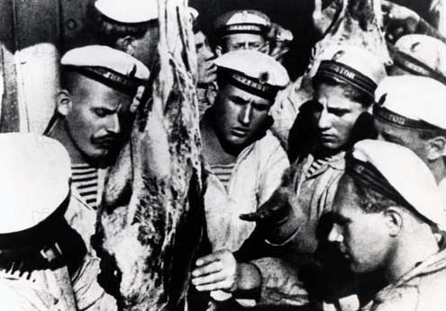 Le cuirassŽ Potemkine1925real : Sergei EisensteinCOLLECTION CHRISTOPHEL